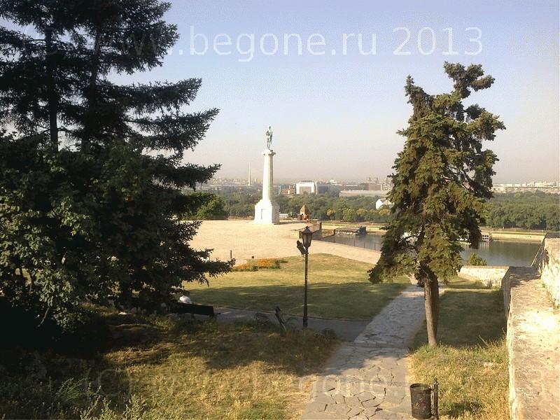 Знаменитый памятник известный в