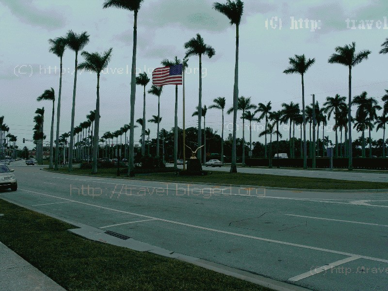 Остров Palm Beach, Florida.